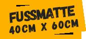 Preis - Fussmatte
